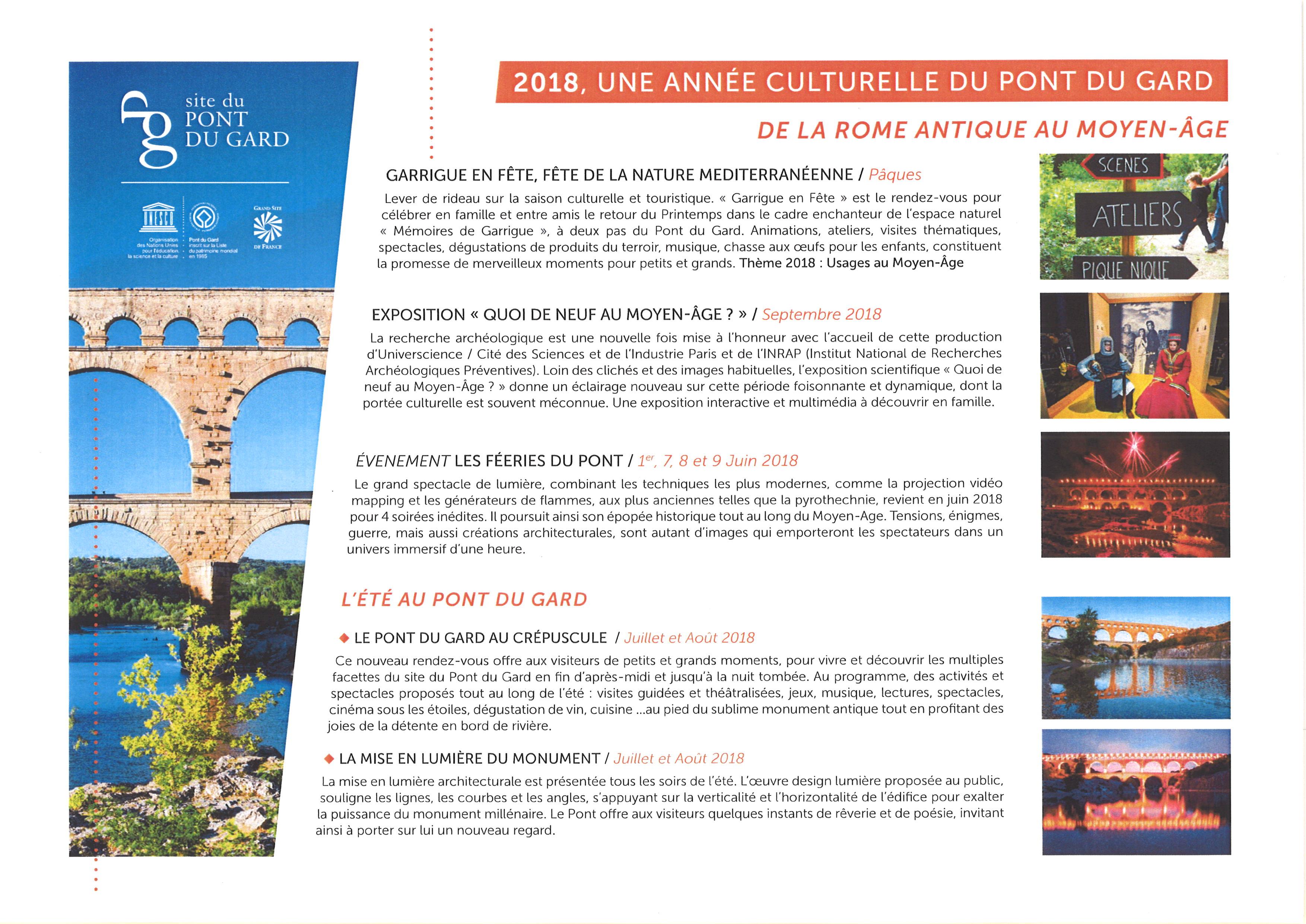 Tourisme mairie de souvignargues gard - Office de tourisme du pont du gard ...